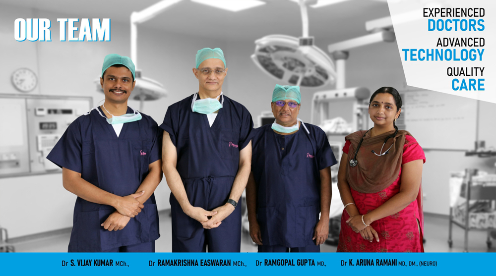 Top Neurologists Hospitals in trichy | Brain surgery Hospital in